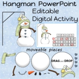 Digital Activity Hangman PowerPoint
