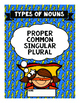 Google Drive Digital Activity: Superhero Grammar with Types of Nouns