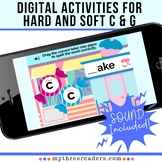 Digital Activity for Hard and Soft C & G - Distance Learning!