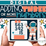 Digital: Adding Three or More Numbers