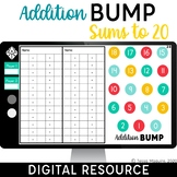 Digital Addition Bump Games | Dice Games | Distance Learni