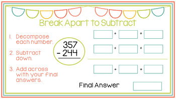 Digital Addition and Subtraction Strategies for Google