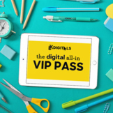 Digital All-In VIP Pass (Growing Bundle) - Google Slides™