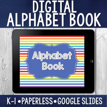 Digital Alphabet Book