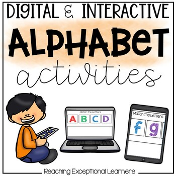 The Alphabet Goes Digital for Special Education