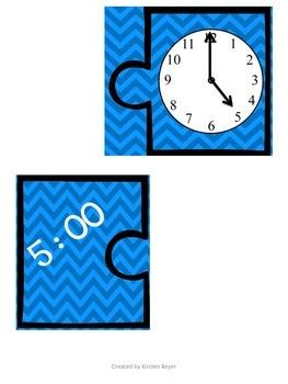 Digital-Analog Clock Sort