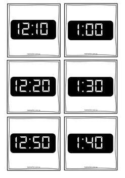 Digital & Analogue Time Matching