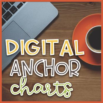 Digital Anchor Charts Bundle~ Editable  #bundlebonanza