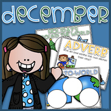 Digital Anchor Charts~ December EDITABLE