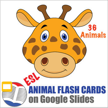 Digital Animal Flash Cards