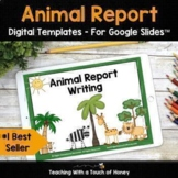 Digital Animal Research Project - Report Writing Templates