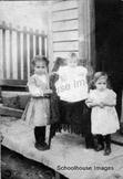 Freebie!  Digital Antique Image Three Sisters
