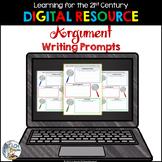 Digital Argument Writing Prompts