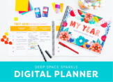 Digital Art Teacher Planner