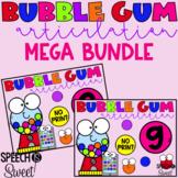 Digital Articulation Bubble Gum Games {A Growing Speech Th