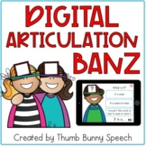Digital Articulation Banz - Interactive PDF (Distance Learning)