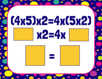 Digital Associative Property of Multiplication