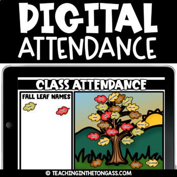 Digital Attendance
