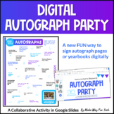 Digital Autograph Pages | Digital Yearbook Signing | Dista