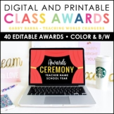 Digital Awards Ceremony | End of Year | Distance Learning