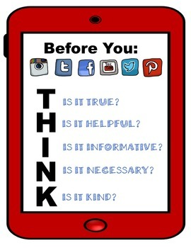 Digital Awareness OFF Limits Game