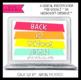 Digital Back to School Bundle
