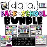 Digital Back to School Bundle DEAL