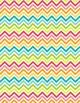 Digital Background clip art - Scrapbook Pack - Chevron 5