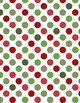 Digital Background - Scrapbook Pack - Christmas