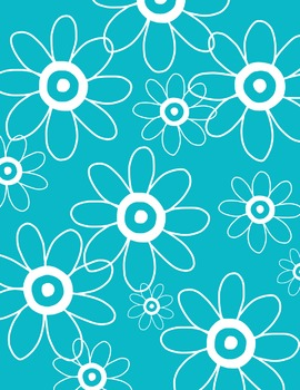Digital Background clip art - Scrapbook Pack - Spring - Easter