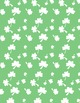 Digital Background - Scrapbook Pack - St. Patrick's Day