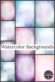 Digital Backgrounds Set 1