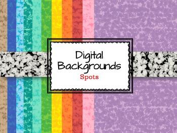 Digital Backgrounds Spots