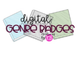Digital Badges - Reading Genres