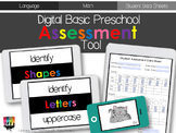 Digital Basic Preschool Assessment Tool