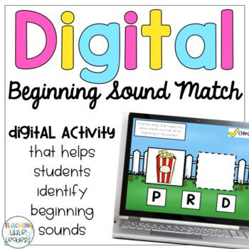 Digital Beginning Sound Match