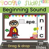 Digital Beginning Sounds Activity | Long A