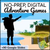 Digital Beginning of Year Activities | Fun Friday First Da