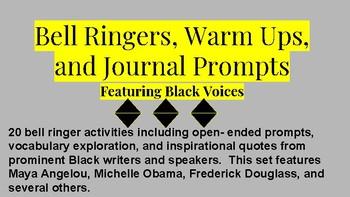Digital Bell Ringers - Black Voices