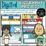 Digital Biography Project for Google Drive