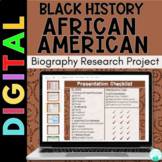 Digital Black History Research Project