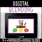 Digital Blending: Paperless Phonological Awareness Activity