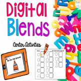 Digital Blends Center Activities