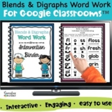 Digital Blends & Digraphs Phonics & Fluency Binder For Goo