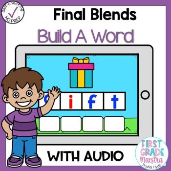 Digital Blends Build A Word Boom Cards