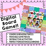 Digital Board Game for Reading - Distance Learning