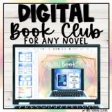 Digital Book Club for Any Novel