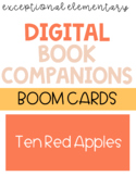 Digital Book Companion: Ten Red Apples