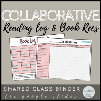 Digital Book Log