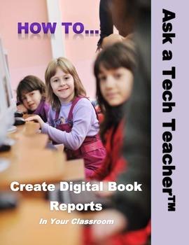 Digital Book Reports